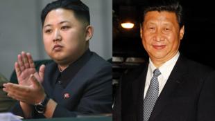 中朝兩國領導人習平和 金正恩上台後尚未見過面