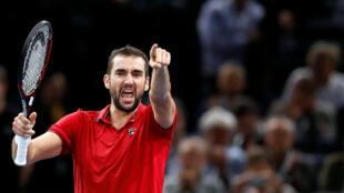Marin Cilic had not beaten Novak Djokovic in 14 meetings stretching back eight years.