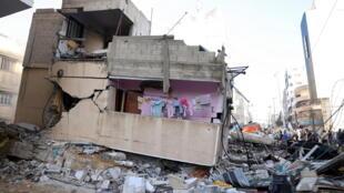 israel  gaza conflit israelo palestinien