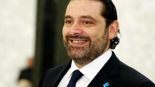 Саад Харири, премьер-министр Ливана, 3 ноября 2016.