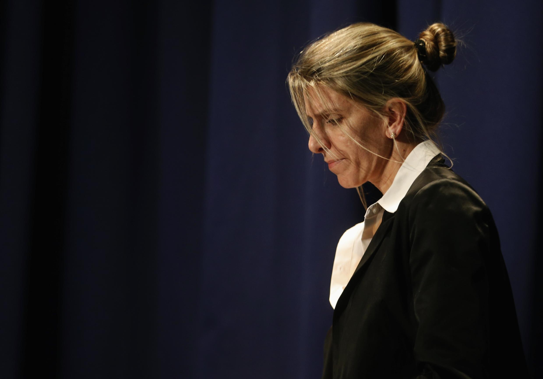 A juíza federal Sandra Arroyo Salgado, ex-mulher do procurador Alberto Nisman.