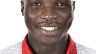 Le Congolais Chadrac Akolo.