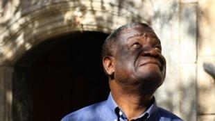 Le médecin congolais Denis Mukwege.