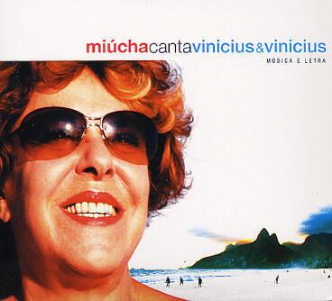CD de Miúcha, da gravadora Biscoito Fino (RJ)