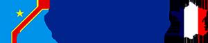 Logo de la Chambre de commerce et d'industrie franco-congolaise.