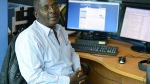 RFI Burundi Correspondent, Esdras Ndikumana.