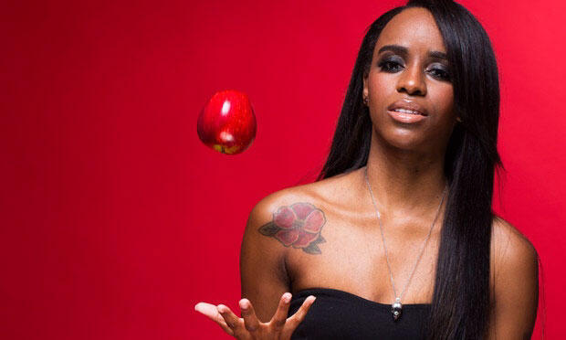 Angel Haze: «I think, am I going to hell for this ?».