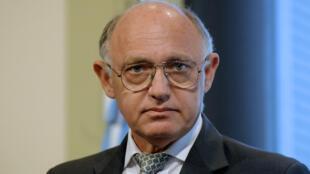 هکتور تیمرمن، وزیر خارجه آرژانتین
