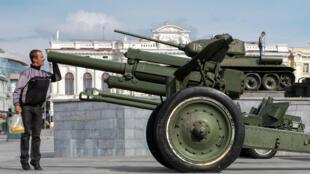 哈爾科夫的軍事博物館
