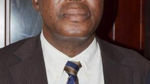 Ministro guineense da justiça.
