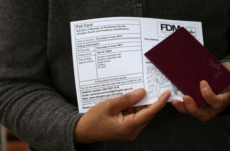 Reino Unido decide futuro nas urnas