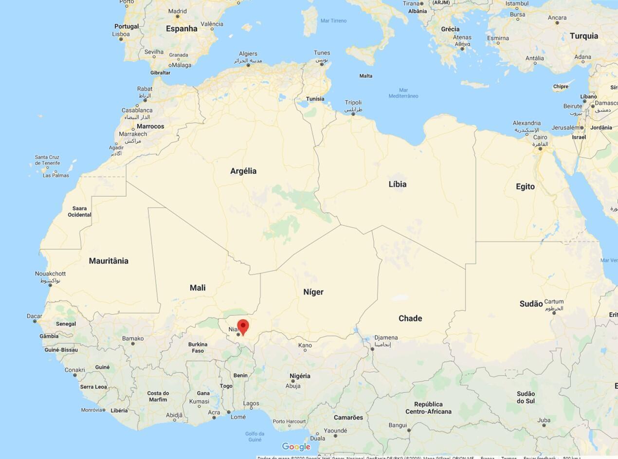 Город Куре находится в часе езды от столицы Республики Нигер, города Ниамей.