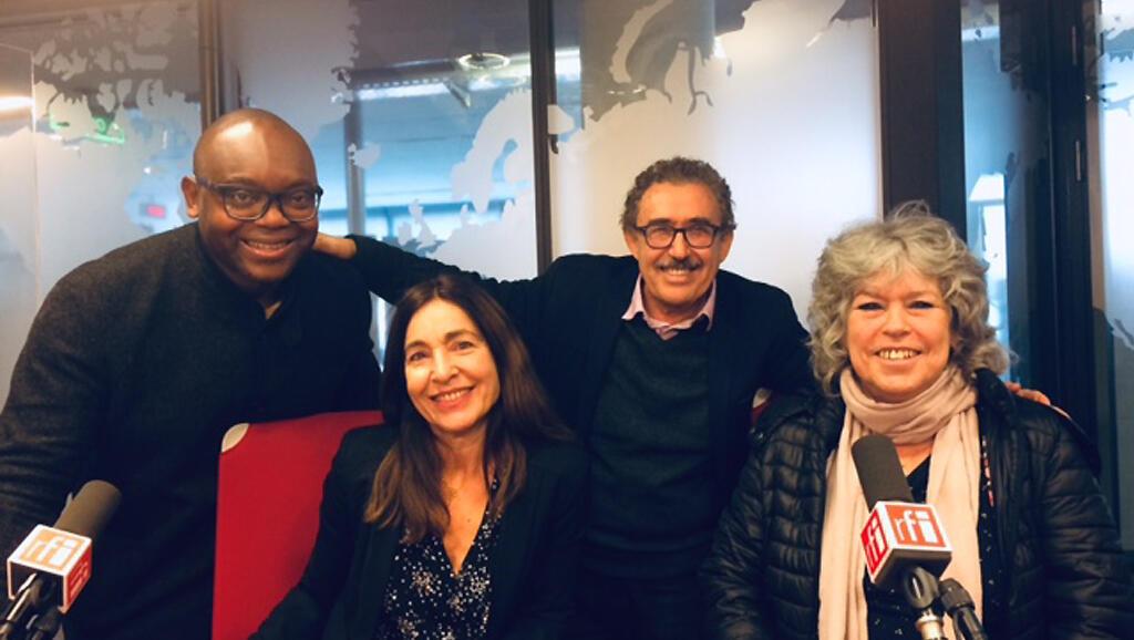 Nos invités : Jean-Pierre Bekolo,  Véronique Joo-Aisenberg, Férid Boughedir et Catherine Ruelle.