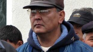 Ахмат Бакиев на свободе, 2010 год