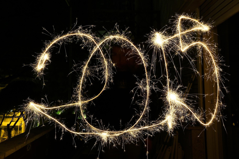 Au revoir 2014, bonjour 2015 !