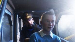 Les Aventures de Tintin : Le Secret de la Licorne.
