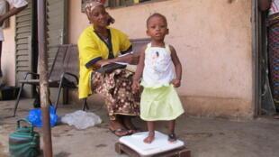 Actuellement, Djantoli suit environ 2 000 enfants au Mali.