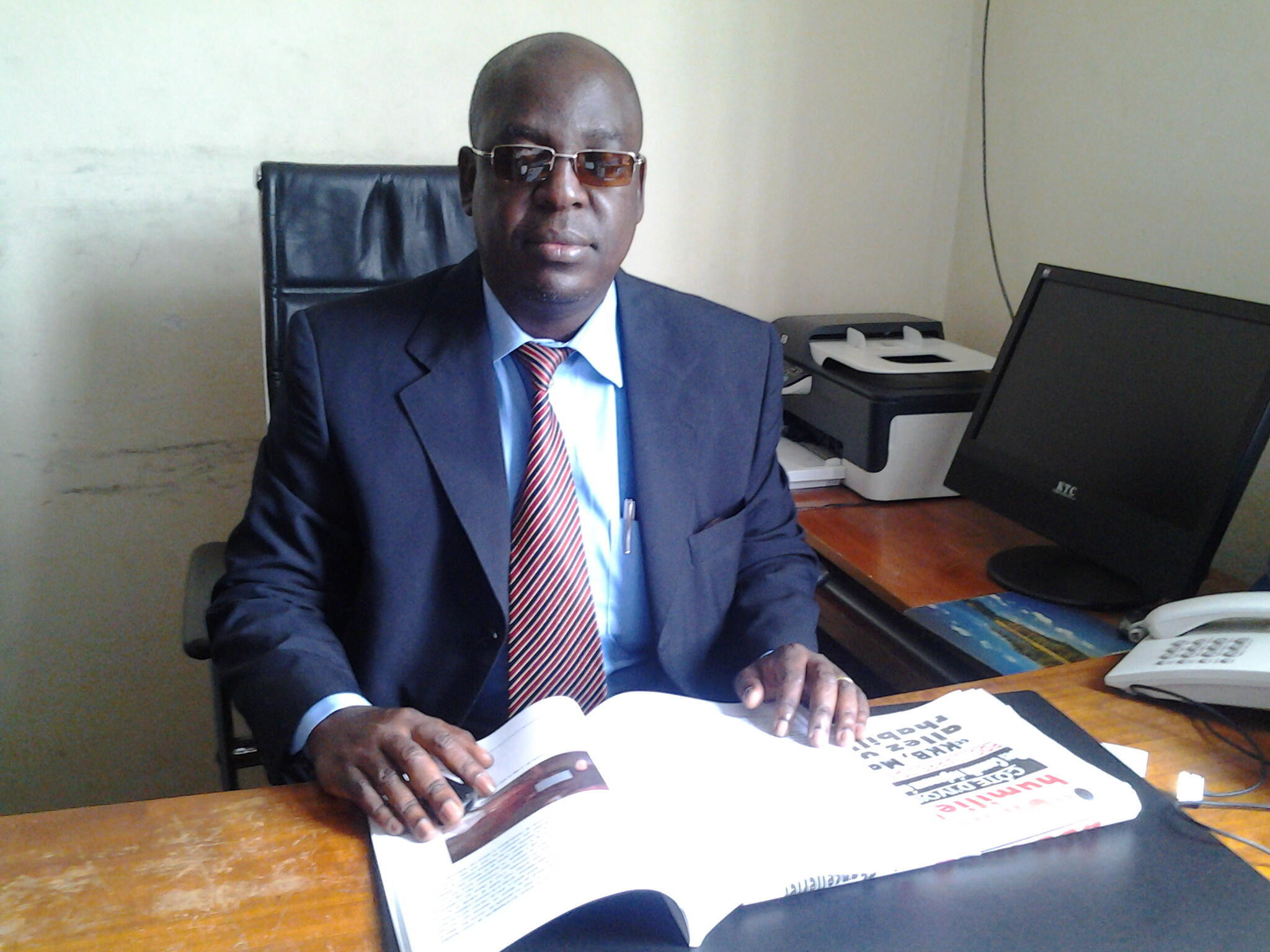 Adjoumani Pierre Kouame
