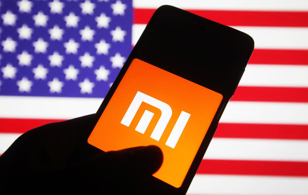 Washington accuse Xiaomi de liens avec l'armée chinoise.
