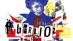 L'affiche du Festival Berlioz.