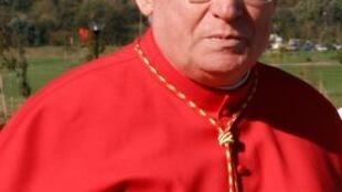 Le cardinal Angelo Scola.
