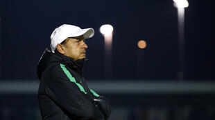 Nigeria's new coach Gernot Rohr