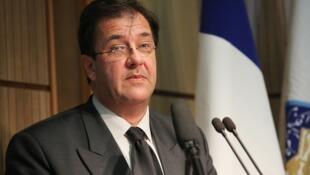 برونو فوشه، سفیر کنونی فرانسه در تهران
