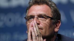 Jérôme Valcke, tsohon sakataren FIFA.