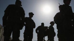 La procureure générale de la CPI avait demandé une enquête sur des crimes présumés commis en Afghanistan, notamment par l'armée américaine (illustration).