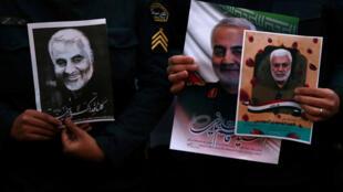 Teheran mất viên tướng Soleimani, Iran được hay thua trong cuộc đọ sức với Mỹ ?