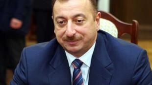 الهام علی اف، رئیس جمهوری آذربایجان