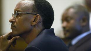 Shugaban Rwanda Paul Kagame da Shugaban Burundi  Pierre Nkurunziza