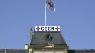 Le siège du CICR, à Genève.
