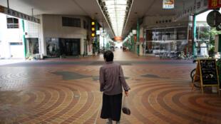 Selon un rapport de la police japonaise, près d'un quart des personnes arrêtées en 2012 pour vol à l'étalage à Tokyo avaient au moins 65 ans.