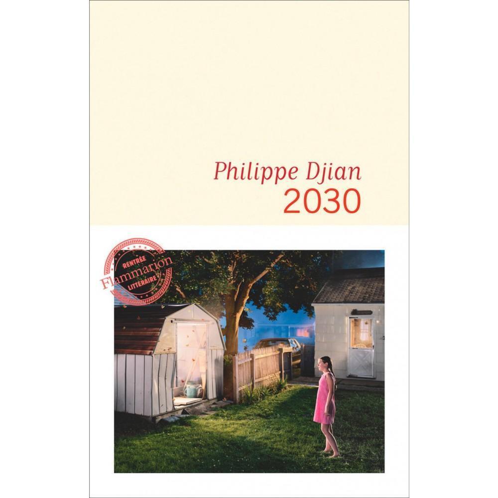 Couverture du nouveau roman de Philippe Djian