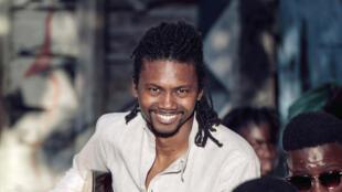 Hervé Samb à Dakar.