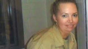 被執行針劑死刑的麗莎·蒙哥馬利(資料圖片)