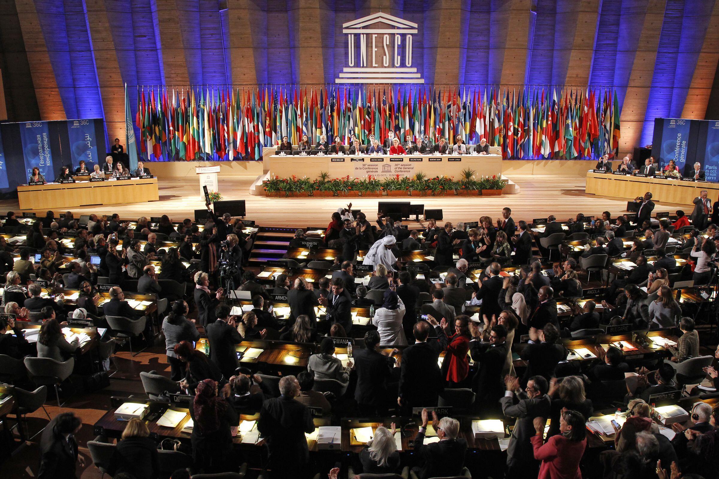Palestine, thành viên mới cuả UNESCO