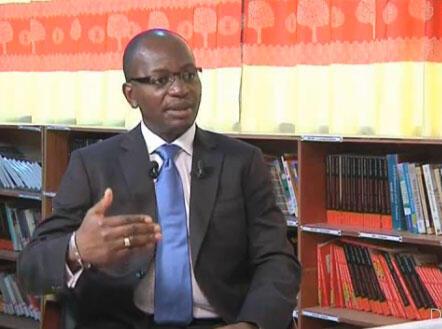 Bienvenu Okiémy (capture d'écran).