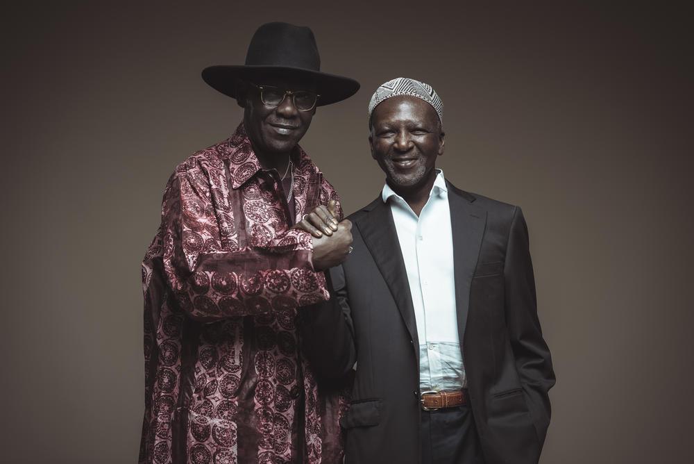 Le duo Touré Kunda revient avec un nouvel album Lambi Golo.