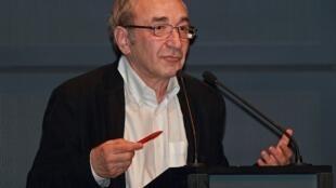 Арсений Рогинский, правозащитник, председатель правления Международного Мемориала.