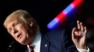candidato republicano Donald Trump prometeu que reconhecerá Jerusalém como a capital unificada de Israel, se for eleito presidente dos Estados Unidos.