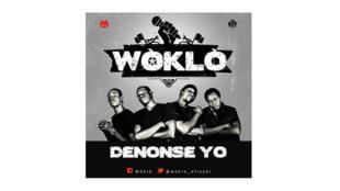Le groupe Wòklò.