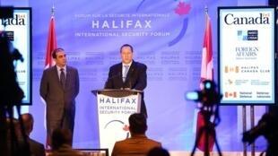 第六屆哈利法克斯國際安全論壇