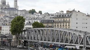 Le quartier La Chapelle/Goutte d'or à Paris a été le théâtre d'une polémique récemment.