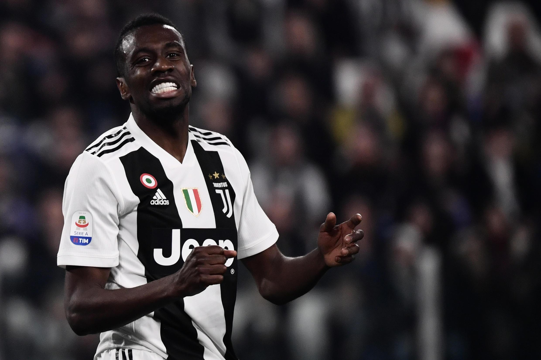 Blaise Matuidi, médio franco-angolano da Juventus.