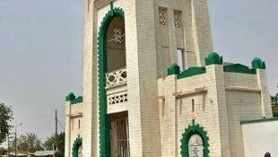 Fadar Mai Alfarma Sarkin Musulmi dake Sokoto.
