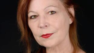 La escritora Lydie Salvayre.