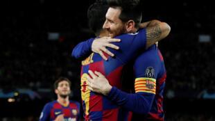 Le Barça de Lionel Messi sera au rendez-vous des huitièmes de finale.
