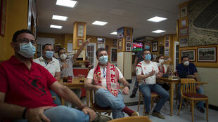 In Spain, Mediapro holds the rights to show matches in bars and has negotiated a cut in rights fees with La Liga because business has been hit by the coronavirus pandemic